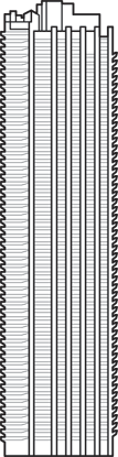 Cromwell Tower Outline