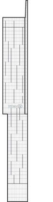 Beetham Tower Outline