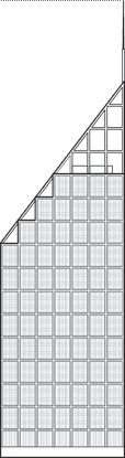 Deutsche Bank Place Outline