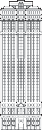 Equitable Building Outline