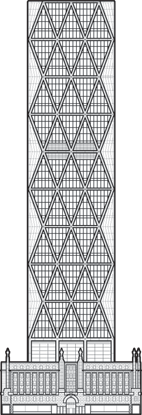 Hearst Tower Outline