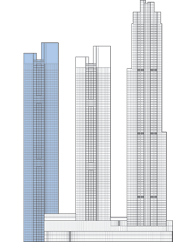 LCT The Sharp Residential Tower A Outline