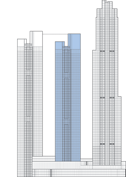 LCT The Sharp Residential Tower B Outline