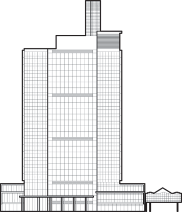 Manitoba Hydro Place Outline
