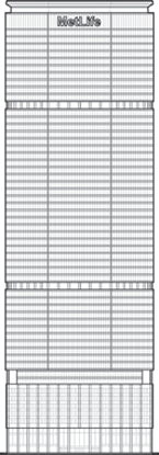 MetLife Building Outline