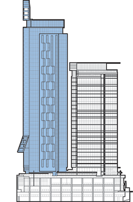 Metro Spire Residences Outline