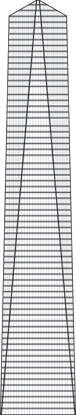 Northeast Asia Trade Tower Outline
