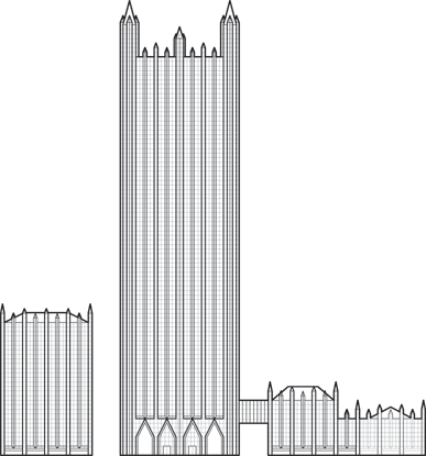 One PPG Place Outline