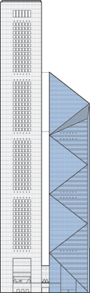 One Raffles Place Tower 2 Outline