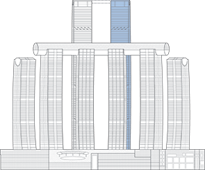 Raffles City Chongqing T4N Outline