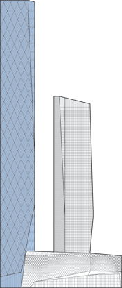 Suning Plaza Tower 1 Outline