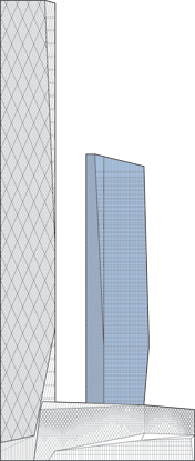 Suning Plaza Tower 2 Outline