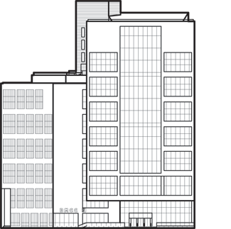 The Miles and Shirley Fiterman Hall Outline