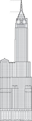 The Trump Building Outline