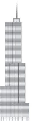 Trump International Hotel & Tower Outline