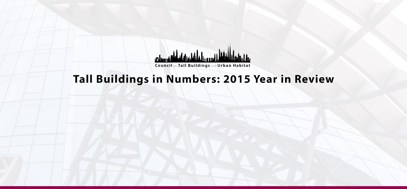 CTBUH 2015 Year in Review