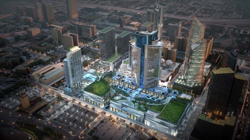Miami Worldcenter Complex